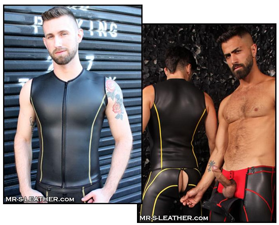 Neoprene Human Pup Play Gear